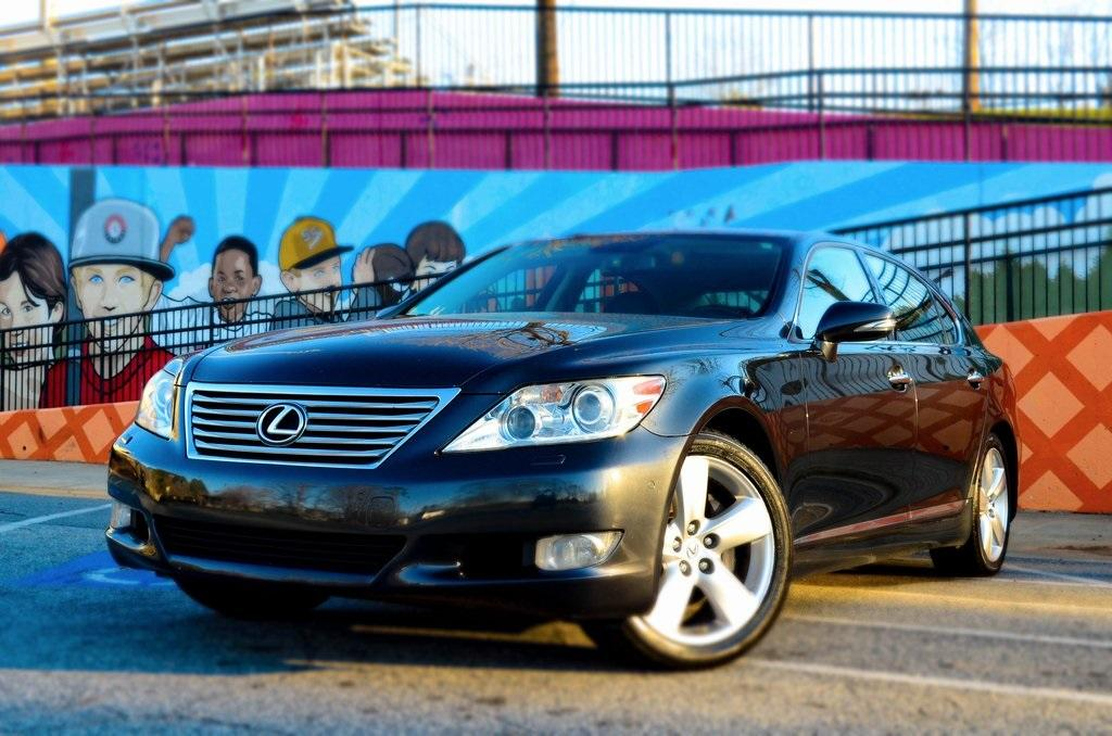 Used 2010 Lexus LS 460 L for sale $13,985 at Gravity Autos in Roswell GA 30076 1