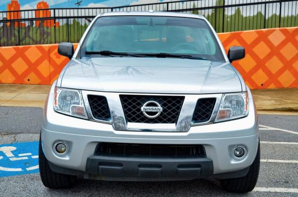 Used 2015 Nissan Frontier SV for sale $16,895 at Gravity Autos in Roswell GA 30076 3