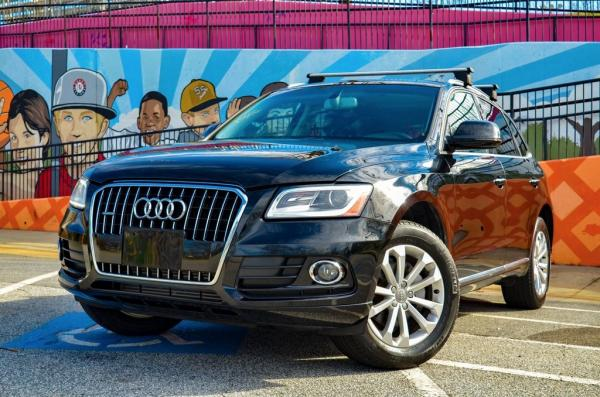 Used 2017 Audi Q5 2.0T Premium for sale $23,789 at Gravity Autos in Roswell GA 30076 1