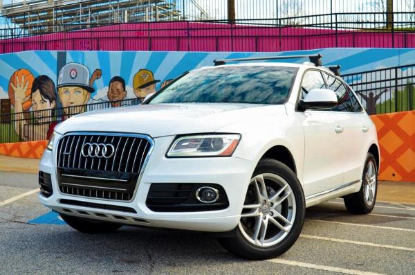 Used 2017 Audi Q5 2.0T Premium for sale $22,985 at Gravity Autos in Roswell GA 30076 1