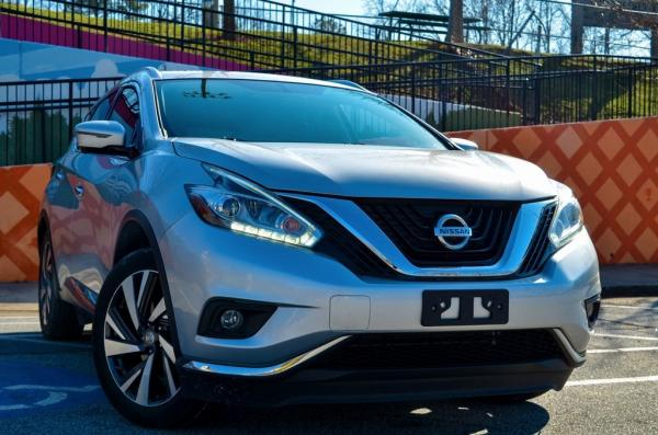 Used 2016 Nissan Murano Platinum for sale $20,985 at Gravity Autos in Roswell GA 30076 2