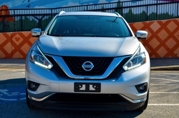 Used 2016 Nissan Murano Platinum for sale $20,985 at Gravity Autos in Roswell GA 30076 3