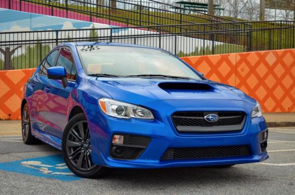 Used 2017 Subaru WRX Base for sale Sold at Gravity Autos in Roswell GA 30076 2