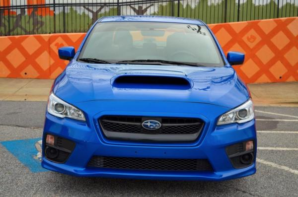 Used 2017 Subaru WRX Base for sale Sold at Gravity Autos in Roswell GA 30076 3