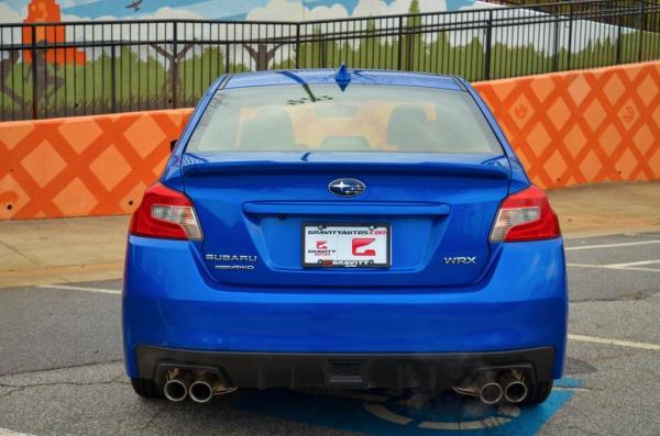 Used 2017 Subaru WRX Base for sale Sold at Gravity Autos in Roswell GA 30076 4
