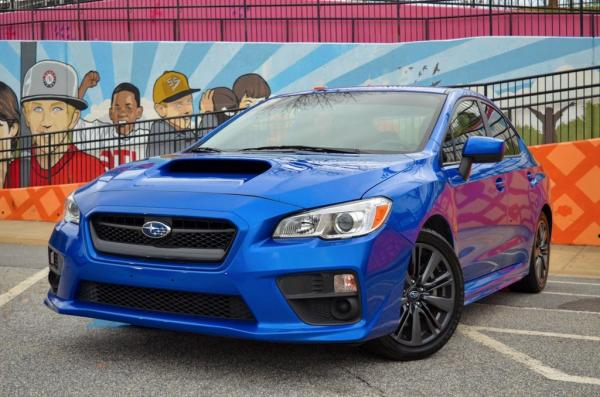 Used 2017 Subaru WRX Base for sale Sold at Gravity Autos in Roswell GA 30076 1