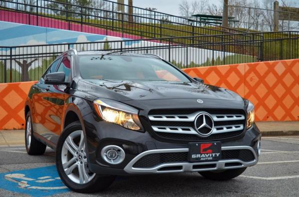Used 2018 Mercedes-Benz GLA GLA 250 for sale Sold at Gravity Autos in Roswell GA 30076 2