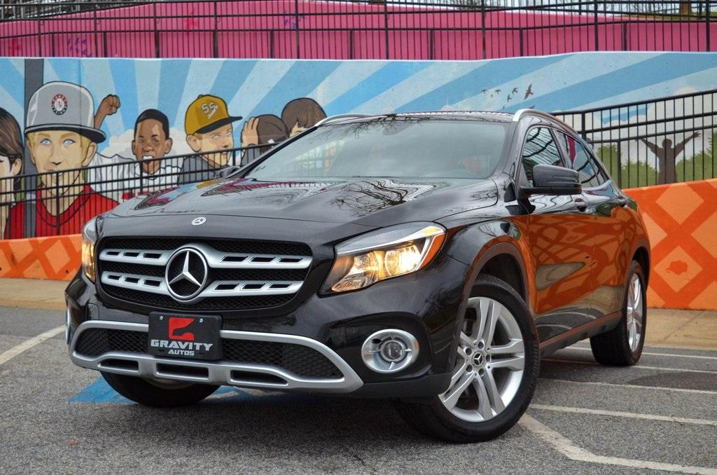 Used 2018 Mercedes-Benz GLA GLA 250 for sale Sold at Gravity Autos in Roswell GA 30076 1