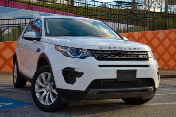 Used 2016 Land Rover Discovery Sport SE for sale $22,985 at Gravity Autos in Roswell GA 30076 2