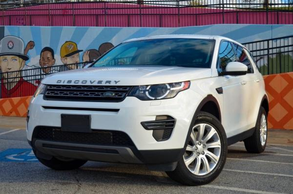 Used 2016 Land Rover Discovery Sport SE for sale $22,985 at Gravity Autos in Roswell GA 30076 1