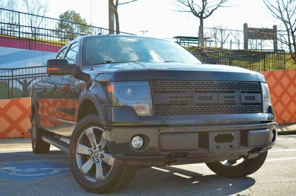 Used 2014 Ford F-150 FX4 for sale $30,985 at Gravity Autos in Roswell GA 30076 2