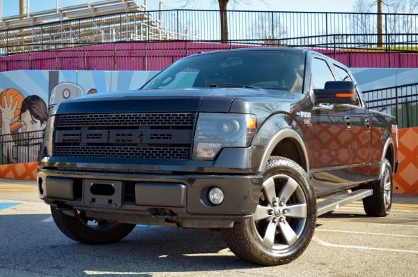 Used 2014 Ford F-150 FX4 for sale $30,985 at Gravity Autos in Roswell GA 30076 1