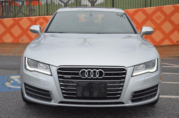 Used 2013 Audi A7 3.0T Premium Plus for sale Sold at Gravity Autos in Roswell GA 30076 2