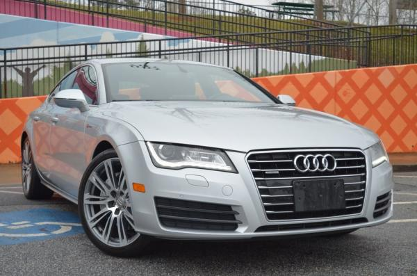 Used 2013 Audi A7 3.0T Premium Plus for sale Sold at Gravity Autos in Roswell GA 30076 3