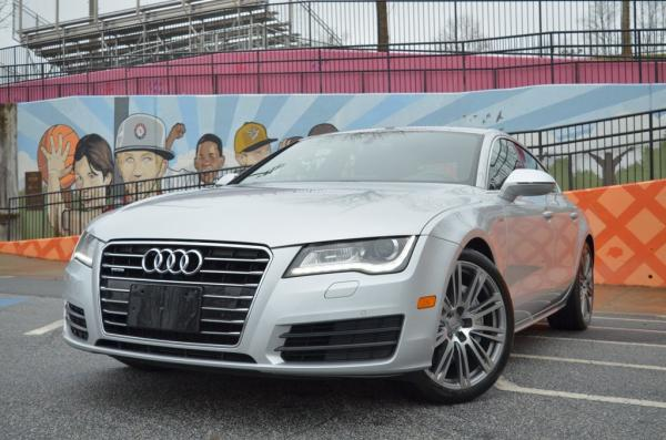 Used 2013 Audi A7 3.0T Premium Plus for sale Sold at Gravity Autos in Roswell GA 30076 1