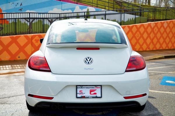 Used 2017 Volkswagen Beetle 1.8T S for sale $16,365 at Gravity Autos in Roswell GA 30076 4