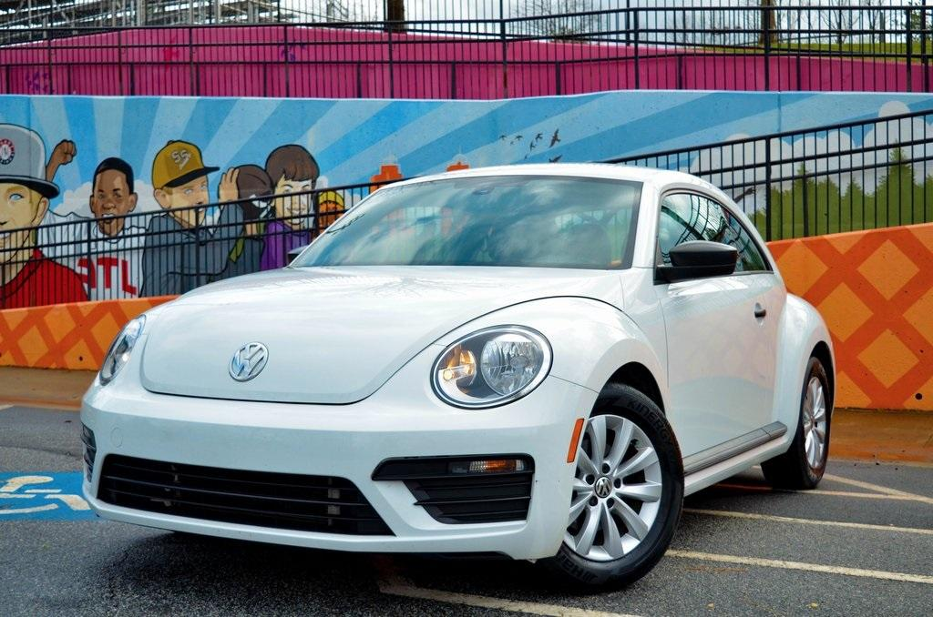 Used 2017 Volkswagen Beetle 1.8T S for sale $16,365 at Gravity Autos in Roswell GA 30076 1