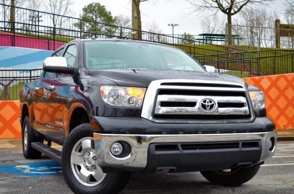 Used 2012 Toyota Tundra Grade for sale Sold at Gravity Autos in Roswell GA 30076 2