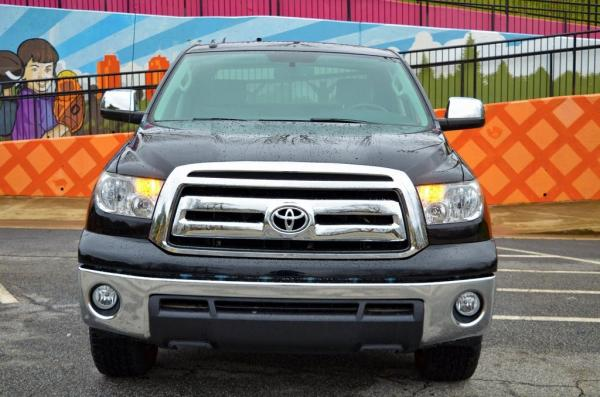 Used 2012 Toyota Tundra Grade for sale Sold at Gravity Autos in Roswell GA 30076 3