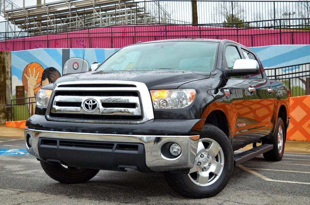Used 2012 Toyota Tundra Grade for sale Sold at Gravity Autos in Roswell GA 30076 1