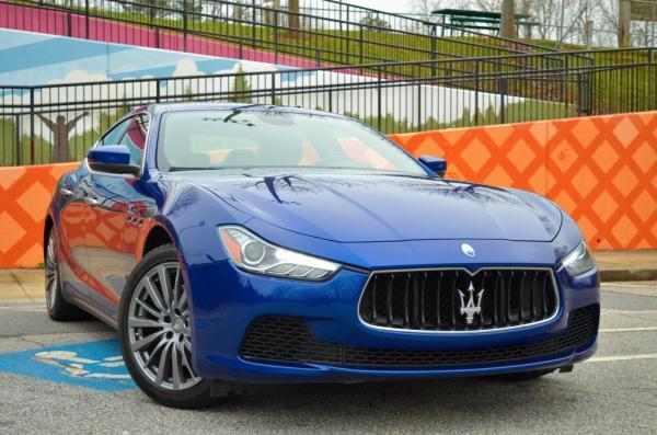 Used 2017 Maserati Ghibli Base for sale $31,895 at Gravity Autos in Roswell GA 30076 2