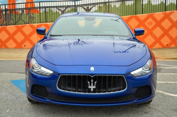 Used 2017 Maserati Ghibli Base for sale $31,895 at Gravity Autos in Roswell GA 30076 3