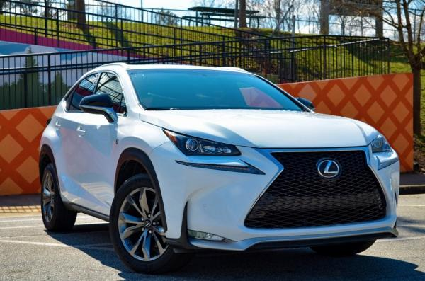 Used 2017 Lexus NX 200t F Sport for sale Sold at Gravity Autos in Roswell GA 30076 2