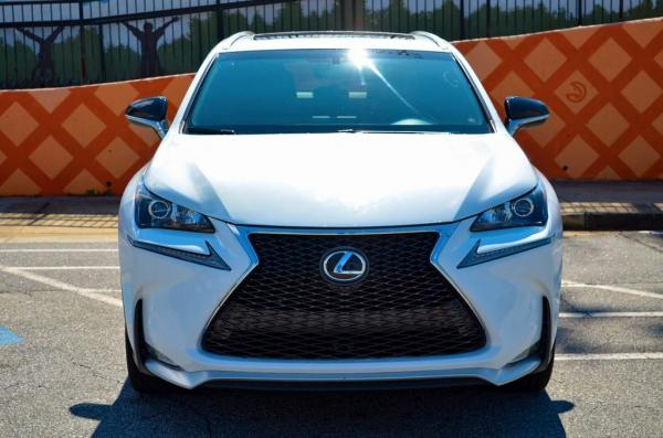Used 2017 Lexus NX 200t F Sport for sale Sold at Gravity Autos in Roswell GA 30076 3