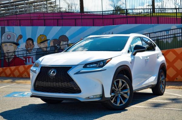 Used 2017 Lexus NX 200t F Sport for sale Sold at Gravity Autos in Roswell GA 30076 1