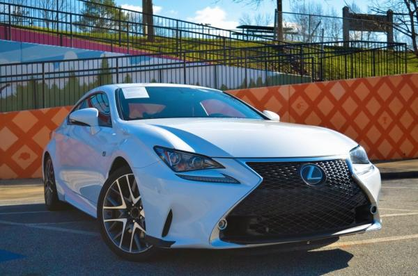 Used 2016 Lexus RC 350 for sale $27,987 at Gravity Autos in Roswell GA 30076 2