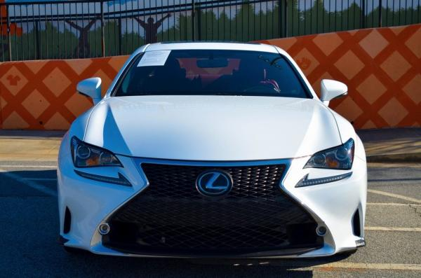 Used 2016 Lexus RC 350 for sale $27,987 at Gravity Autos in Roswell GA 30076 3