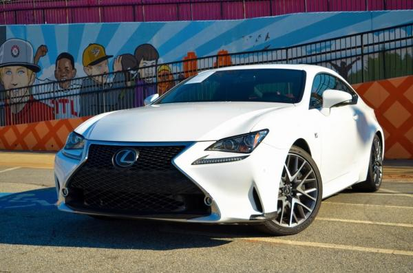 Used 2016 Lexus RC 350 for sale $27,987 at Gravity Autos in Roswell GA 30076 1