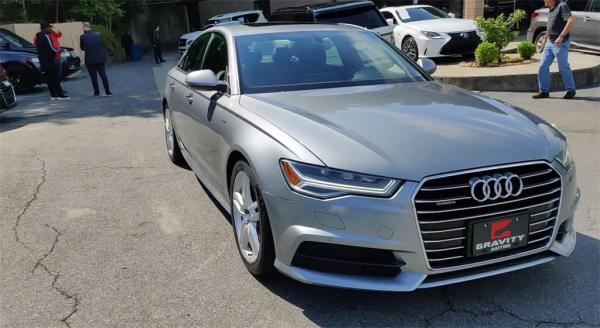 Used 2017 Audi A6 2.0T Premium for sale $21,981 at Gravity Autos in Roswell GA 30076 3