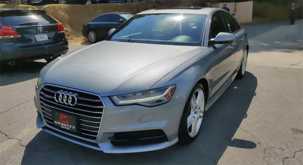 Used 2017 Audi A6 2.0T Premium for sale $21,981 at Gravity Autos in Roswell GA 30076 4