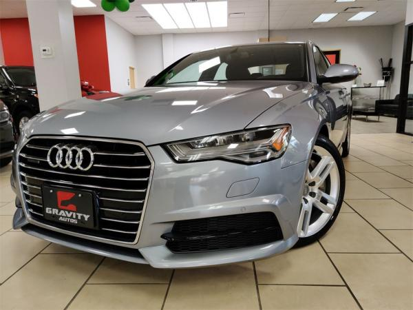 Used 2017 Audi A6 2.0T Premium for sale $21,981 at Gravity Autos in Roswell GA 30076 1