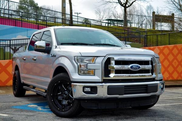 Used 2016 Ford F-150 XLT for sale $25,829 at Gravity Autos in Roswell GA 30076 2