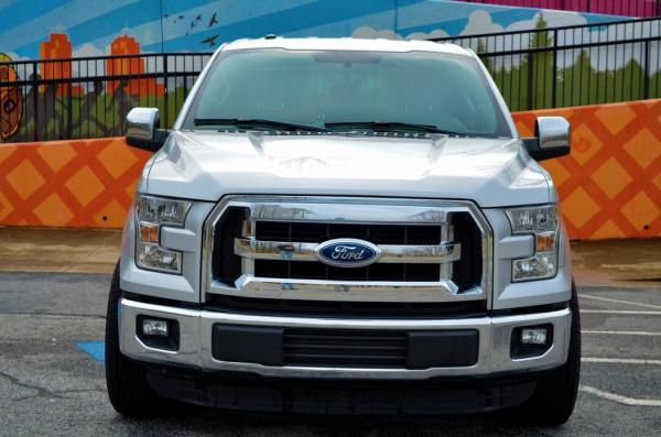 Used 2016 Ford F-150 XLT for sale $25,829 at Gravity Autos in Roswell GA 30076 3
