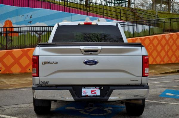 Used 2016 Ford F-150 XLT for sale $25,829 at Gravity Autos in Roswell GA 30076 4