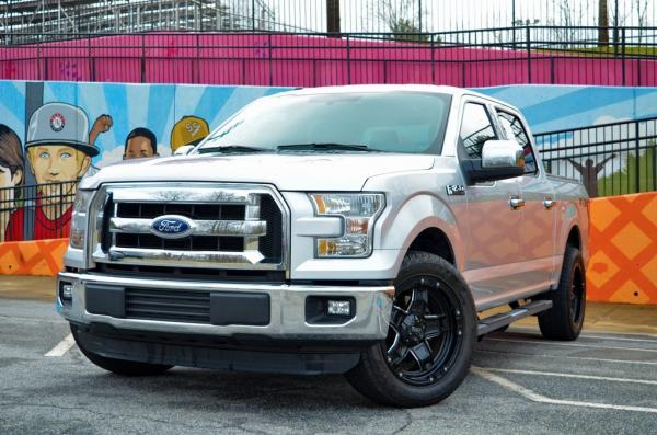 Used 2016 Ford F-150 XLT for sale $25,829 at Gravity Autos in Roswell GA 30076 1