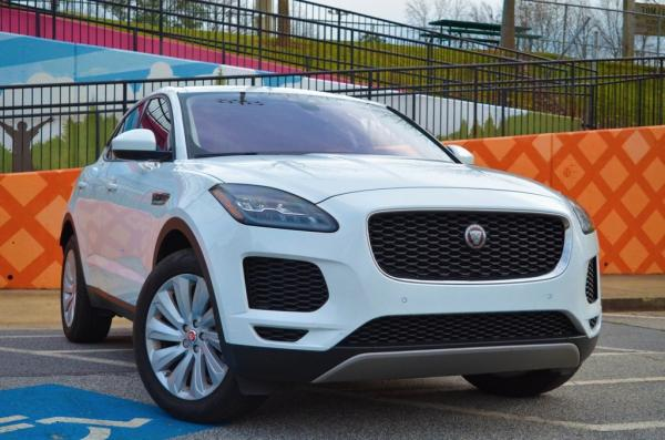 Used 2019 Jaguar E-PACE SE for sale $33,985 at Gravity Autos in Roswell GA 30076 2
