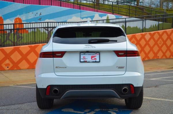 Used 2019 Jaguar E-PACE SE for sale $33,985 at Gravity Autos in Roswell GA 30076 4