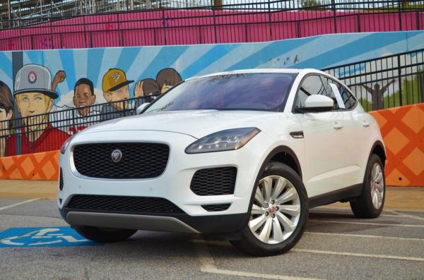 Used 2019 Jaguar E-PACE SE for sale $33,985 at Gravity Autos in Roswell GA 30076 1