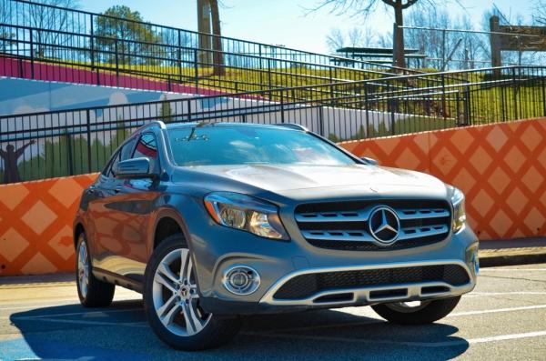 Used 2018 Mercedes-Benz GLA GLA 250 for sale $24,985 at Gravity Autos in Roswell GA 30076 2
