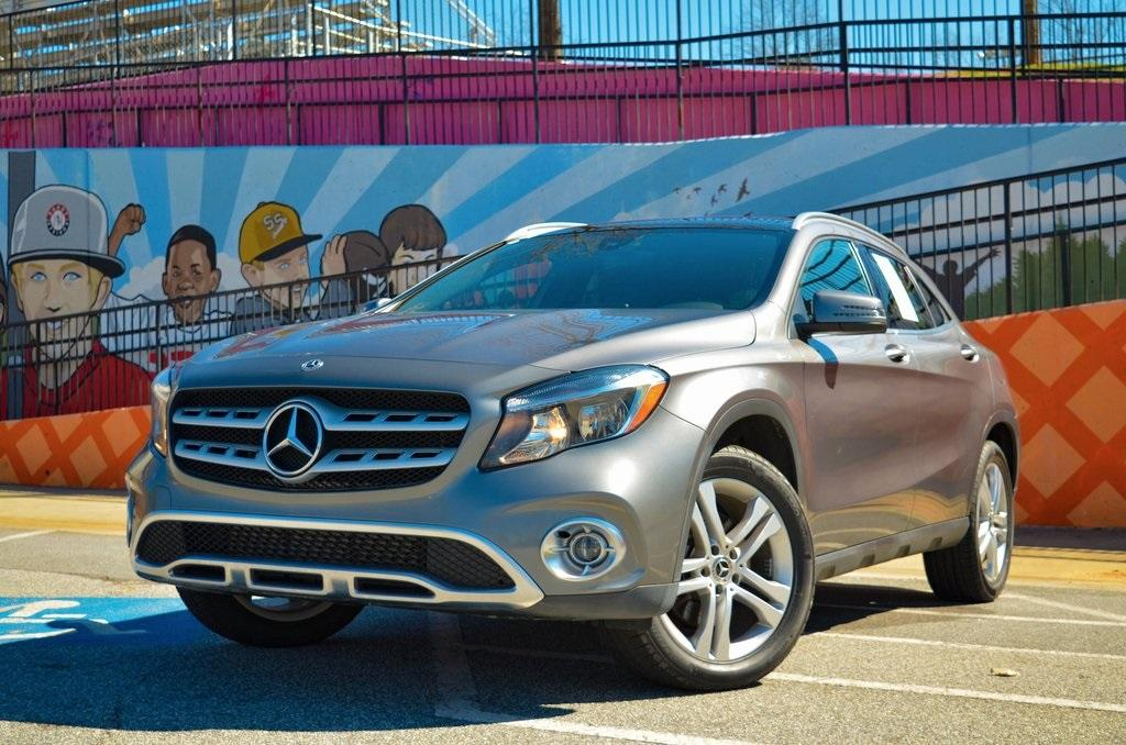 Used 2018 Mercedes-Benz GLA GLA 250 for sale $24,985 at Gravity Autos in Roswell GA 30076 1