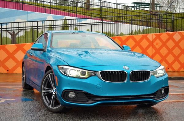 Used 2018 BMW 4 Series 430i for sale $27,985 at Gravity Autos in Roswell GA 30076 2