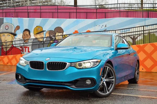 Used 2018 BMW 4 Series 430i for sale $27,985 at Gravity Autos in Roswell GA 30076 1