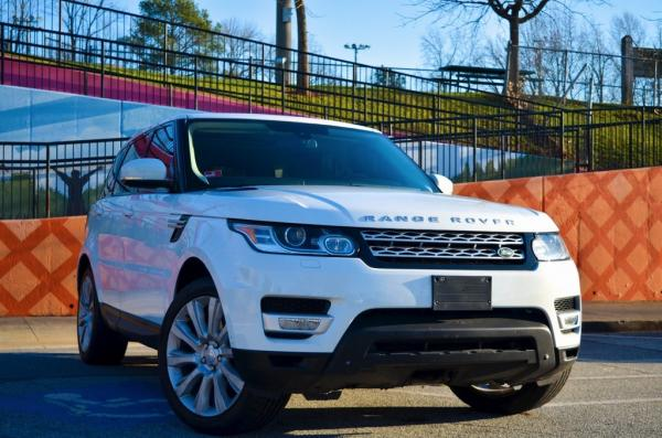 Used 2014 Land Rover Range Rover Sport 3.0L V6 Supercharged HSE for sale $29,895 at Gravity Autos in Roswell GA 30076 2