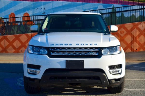 Used 2014 Land Rover Range Rover Sport 3.0L V6 Supercharged HSE for sale $29,895 at Gravity Autos in Roswell GA 30076 3