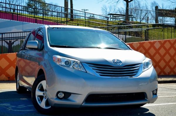Used 2016 Toyota Sienna LE for sale $19,895 at Gravity Autos in Roswell GA 30076 2