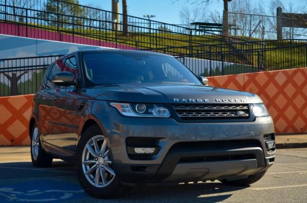Used 2016 Land Rover Range Rover Sport 3.0L V6 Supercharged SE for sale $32,985 at Gravity Autos in Roswell GA 30076 2